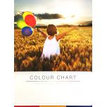 Plain Epoxy Colour Chart