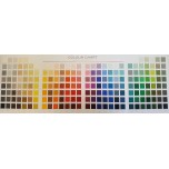 Plain Epoxy Colour Chart
