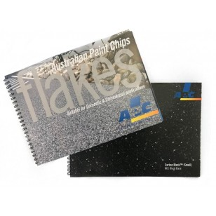 Ultra / Hyper Flake Sample Book Large