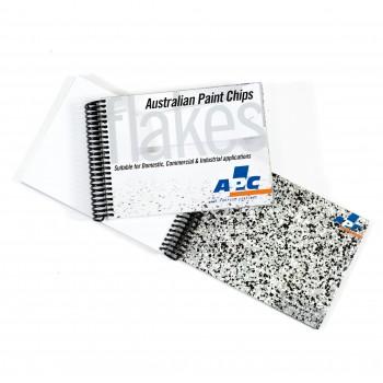 APC Flake Sample Book Small
