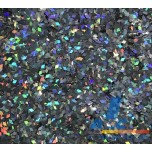 Silver Diamond Holographic Glitter 100g