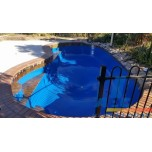 EPO100TP® Pool Epoxy Coating Kit Tinted 12L - Standard Colour Range