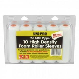 Hi-Density Foam Roller 10 Pack 100mm